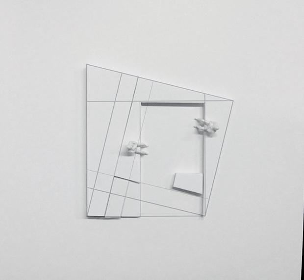 Sketch model 1, 1:50