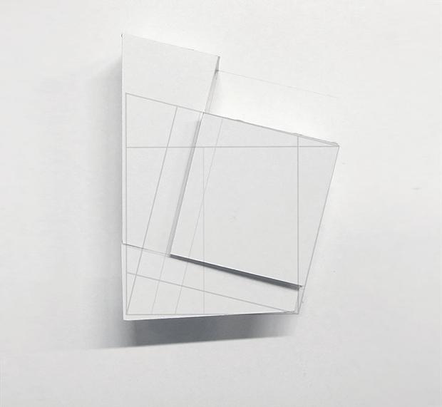 Sketch model 2, 1:50