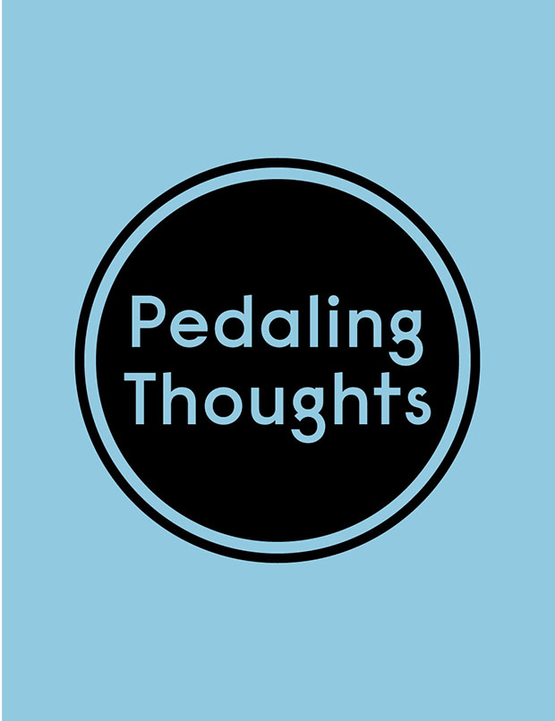 Pedaling Thoughts Logo