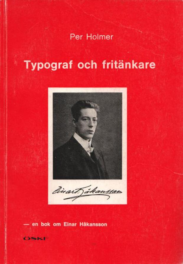 Typograf och fritänkare